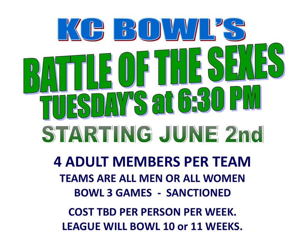 battle sexes league