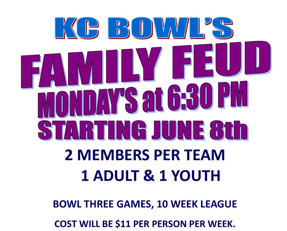family feud league