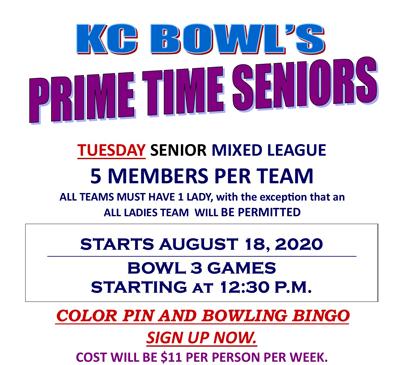 prime time seniors