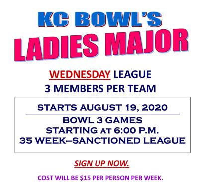 ladies major