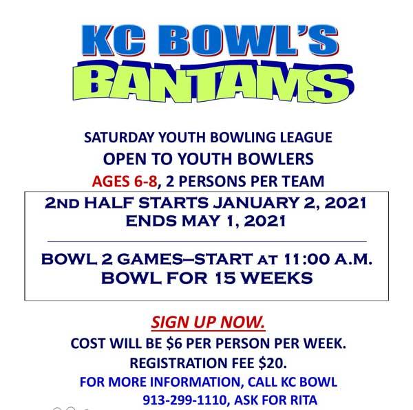 bantam youth league