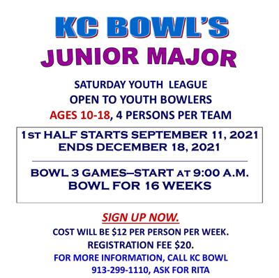 junior major